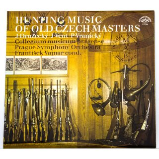 Prague Symphony Orchestra - Hunting Music of old Czech Masters