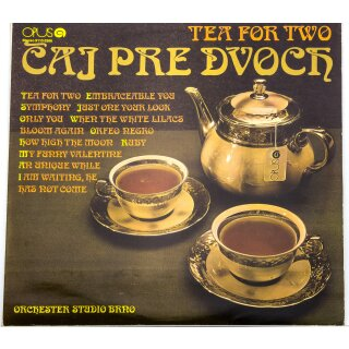 Orchester Studio Brno - Caj Pre  Dvoct / Tea For Two
