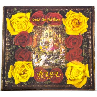 Rasa - Coming Into Full Bloom