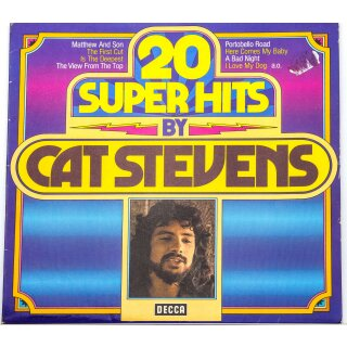 Cat Stevens - 20 Super Hits