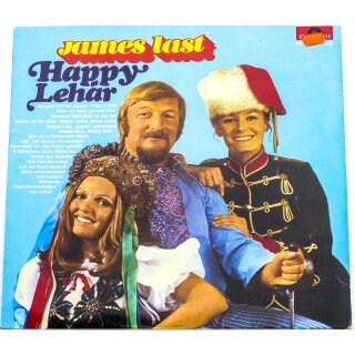 James Last - Happy Lehár