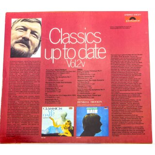 James Last - Classics up to date Vol. 2