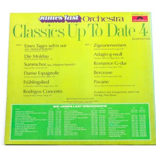James Last - Classics up to date 4