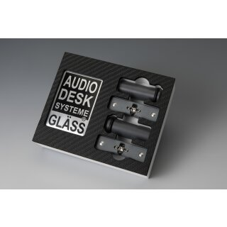 Audiodesksysteme Gläss - 7-Single-Upgrade-Kit für Vinyl Cleaner PRO