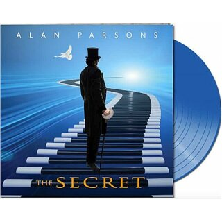 Alan Parsons - The Secret - Blaues transparentes Vinyl 180 Gramm LP Neu / OVP