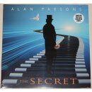 Alan Parsons - The Secret - Blaues transparentes Vinyl...