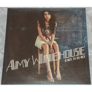 Amy Winehouse - Back to Black - Vinyl LP Neu / OVP